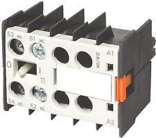 Contatto ausiliario Siemens  3TX4411-2A, 1 contatto NO + 1 contatto NC