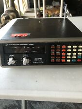 Realistic Pro-2002 Am-Fm Direct Entry Programmable Scanner Model: 20-116