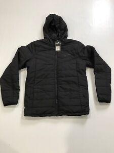 NWT O'neill Mens Hyperdry Transit Jacket Coat Black Size Small Oneill NEW