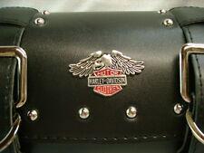 Motorcycle Fork Roll Tool Barrel Saddle Bag