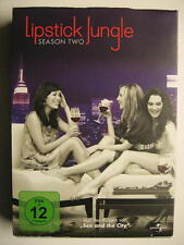 LIPSTICK JUNGLE SEASON TWO- 4 DVD BOX