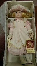 Vintage Dynasty Doll Collection Elizabeth Victorian Girl Doll Procleain