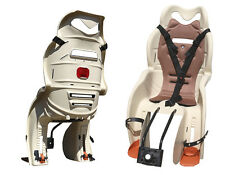 BICYCLE CHILDREN'S SEAT SANBAS up to 22kg BIKE CHILD SEAT TÜv type approved