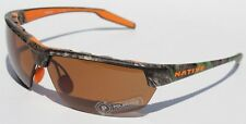 NATIVE EYEWEAR Hardtop Ultra Sunglasses POLARIZED True Timber Camo/Brown NEW