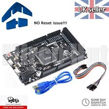 Arduino Due Compatible R3 SAM3X8E 32bit bras CH340G-No Reset issue-Testé