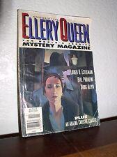 Ellery Queen Mystery Magazine - November 1992, Paperback