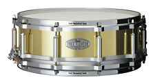 Pearl 14x5 Brass Free Floating Snare Drum - FTBR1450