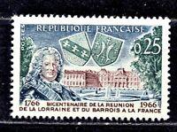 FRANCE  ANNEE 1966  N° 1483   STANISLAS LECZINSKI  NEUF SANS CHARNIERE