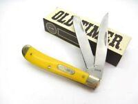 Schrade 94OTY Old Timer Gunstock Trapper 2 Blade Folder Folding Pocket Knife