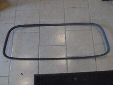 51 52 Chevy 4 Door Passenger Car Rear Window Garnish Trim OEM Interior Hot Rod