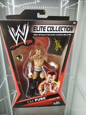 WWE Elite 11 CM Punk Nexus Rare Perfect Condition