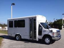 2009 Ford Econoline Commercial Cutaway Shuttle Bus w/ Wheelchair Lift