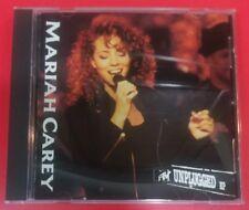 MTV UNPLUGGED [EP] by MARIAH CAREY (CD, 1992 - Columbia - USA) Very Good!!!