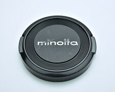 Genuine Minolta MD & MC 57mm to fit 55mm Lens Front Snap-On Cap  (#3227)