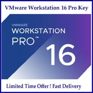 VMware Workstation 16 Pro Lifetime License Key for Windows