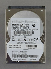 "(Lot of 6) Toshiba 500GB SATA 2.5"" Laptop Hard Drive (Mixed Speeds)"