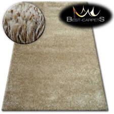 Alfombras rectangulares color principal beige, 200 cm x 200 cm