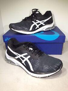 asics Gel-Pulse 11 Men's Size 9.5 Black/Grey Athletic Running Shoes X6-653