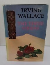 The Three Sister by Irving Wallace - 1964 !st Great Britain Edition