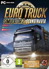 Euro Truck Simulator 2: Scandinavia (Add-On) - PC Game - *NEU*