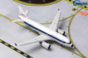GEMINI JETS AMERICAN AIRLINES A319(S) RETRO ALLEGHENY 1:400  GJAAL1133 IN STOCK