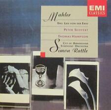 Mahler(CD Album)Das Lied Von Der Erde-EMI-