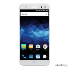 """Optus ZTE Blitz Blade V0720 Silver 5"""" Screen 8MP Camera Quad Core Android 6.0"""