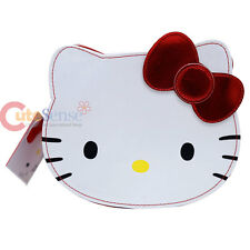 Sanrio Hello Kitty Face Pouch Bag Cosmetic  Accessories Bag