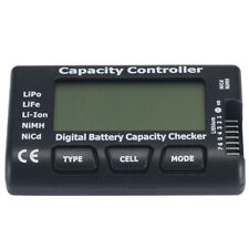 Digital Battery Capacity Checker RC 7 Cellmeter For LiPo LiFe Li-ion Nicd NiMH