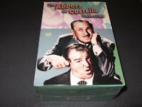 New/Sealed - OOP Abbott & Costello Collection - B&W - 5 DVD Box Set (2003)