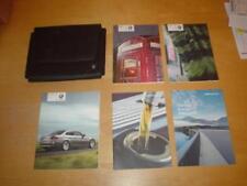 Paper BMW Car Owner & Operator Manuals