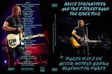 BRUCE SPRINGSTEEN. 2016. PARIS FIRST NIGHT. JULY 11 TH. 2 DVD.