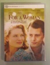 benoit magimel  FOR A WOMAN  melanie thierry      DVD NEW