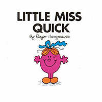 (Good)-Little Miss Quick (Little Miss Library) (Paperback)-Hargreaves, Roger-074