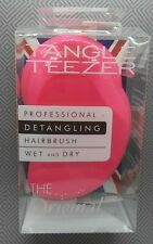 Tangle Teezer Salon Elite Detangling Hairbrush Pink NEW