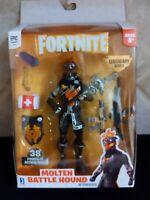"Fortnite Legendary Series - Molten Battle Hound 6"" Action Figure"