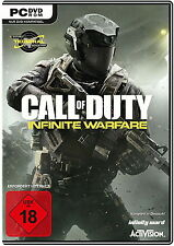 Call of Duty Infinite Warfare Standard Key Steam [DE] [EU] inkl. Terminal Map