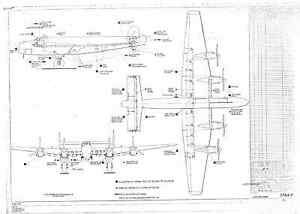 HANDLEY PAGE HALIFAX BLUEPRINT PLANS RARE WWII PERIOD DRAWINGS RAF fine detail