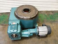 CAMCO INDEX DRIVE ROTARY TABLE 1800RDM3H64-330 WITH 5HP MOTOR TESTED GOOD