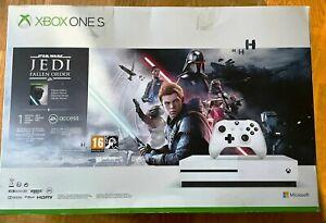 Xbox One S 1TB Star Wars Jedi:Fallen Order Deluxe Edition 4k Ultra HD (Auc - 2)