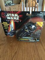 star wars 1998 electronic commtech reader hasbro nip