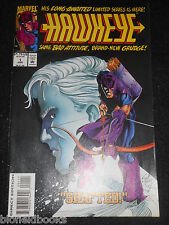 HAWKEYE #1 - Limited Series, Direct Edition - Marvel Comic, Graphic Novel - 1993