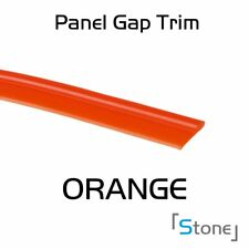 32ft Gap Trim Car Edge Molding DIY Dashboard Door Edge Door Line Decorate Orange