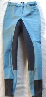 Damen Reithose, 3/4 Vollbesatz,Gr.84, blau, baroux, Glitzer,UVP 119,90 € (59)