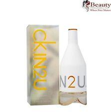CK Calvin Klein IN2U Eau de Toilette 100ml Spray For Her EDT Perfume Women