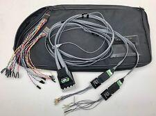 x1 Tektronix P6418 w/ 196-3476-01  8 Channel Leadset Single Ended w/Bag Freeship