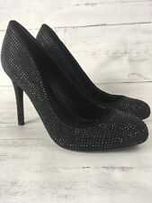 Next Court Shoes UK 5.5 Studded Sparkle Occasion High Heels Stiletto RRP £45