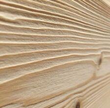 Mensola Sospesa per Lavabo Design in legno massello spazzolato