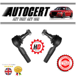 Fiat Scudo 2007-2017 - Track / Tie Rod Ends (Pair) - Left & Right Hand
