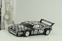 1986 BMW M1 24H Le Mans MSW Motorsport Wheels 1:18 Minichamps